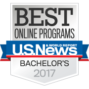 U.S. News & World Report - Best Online Bachelor's Programs