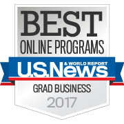 U.S. News & World Report - Best Online Grad Business Programs