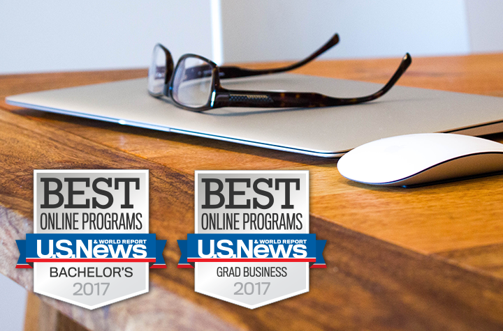 Best Online Programs, U.S. News & World Report