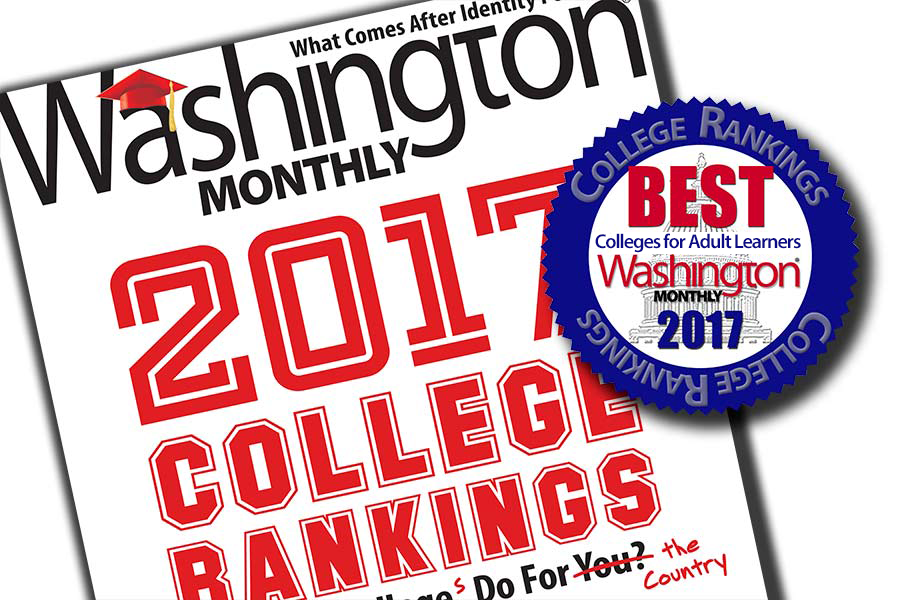 Washington Monthly Best Colleges for Adult Learners