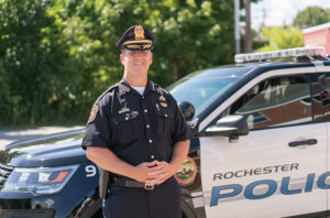 Mike Allen, Rochester, NH Police Chief