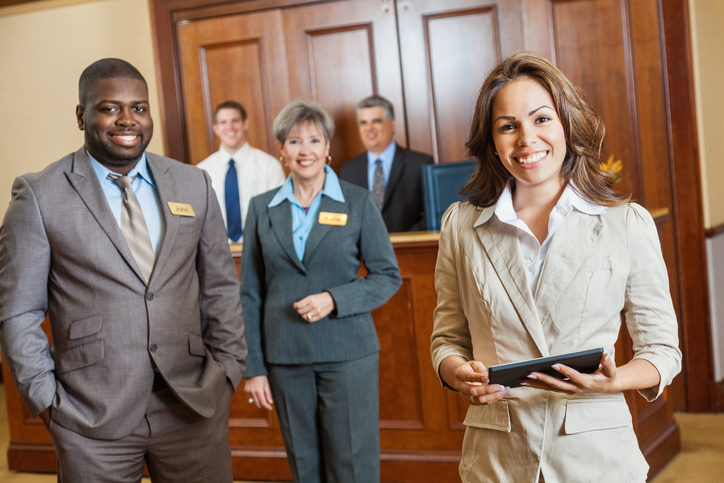 Managing Human Resources in Hospitality