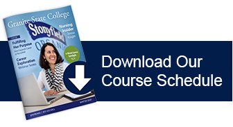 Download Our Course Schedule