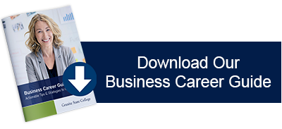 Download our business career guide.
