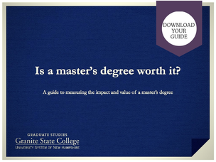 Is a master's degree worth it? Download your guide!